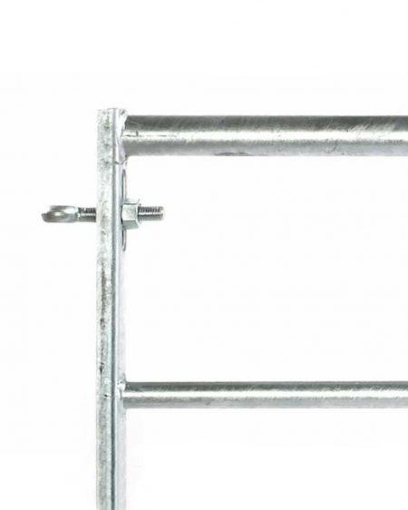 IAE 7 Rail Galvanised Field Gate Hanging Eye