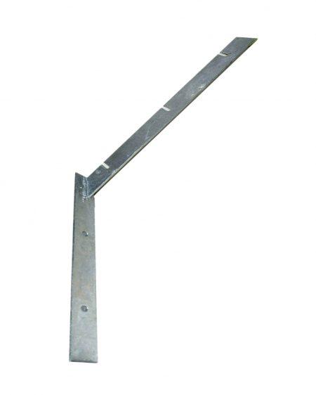 Galvanised Welded Barb Wire Bracket