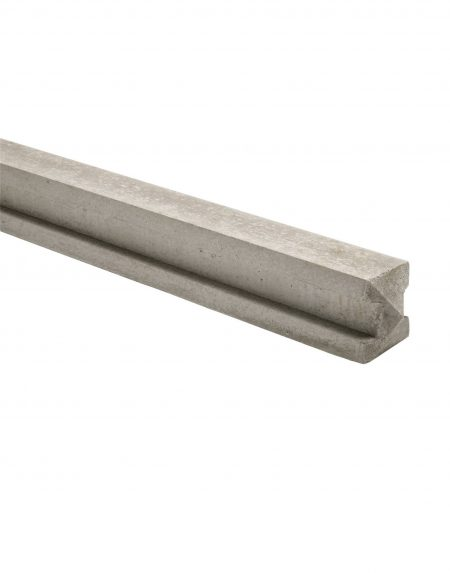 Concrete Slotted Intermediate Fencing Post
