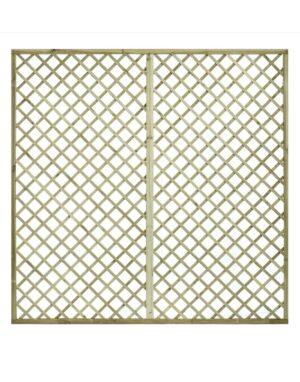 KDM Diamond Lattice/Trellis Panel Squares