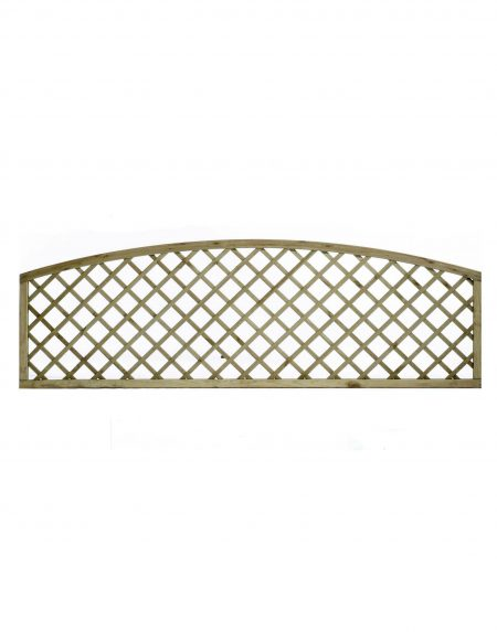 KDM Diamond Lattice/Trellis Convex Tops