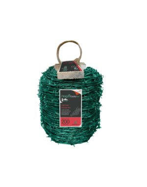 Estate Green Barbed Wire