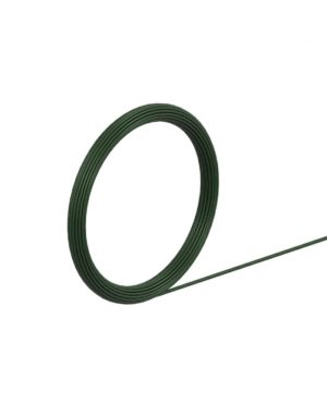 Green PVC Coated Line Wires