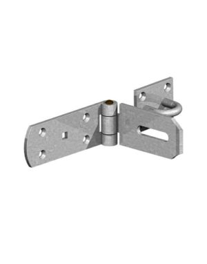Gatemate Hasp and Staples