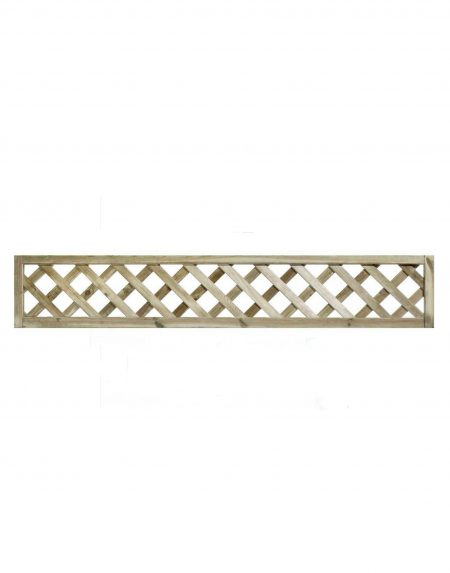 KDM Heavy Duty Diamond Trellis 6' x 1'