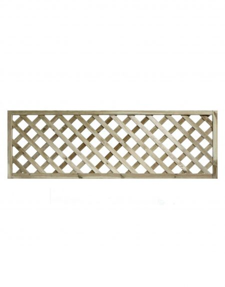 KDM Heavy Duty Diamond Trellis 6' x 2'