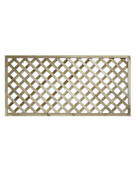 KDM Heavy Duty Diamond Trellis 6' x 3'