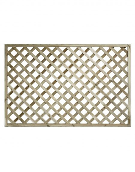 KDM Heavy Duty Diamond Trellis 6' x 4'