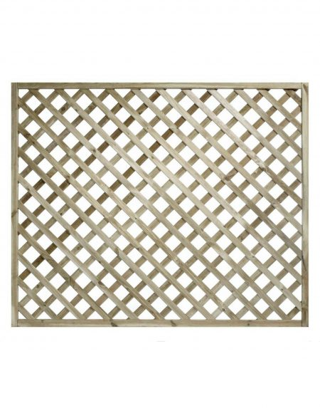 KDM Heavy Duty Diamond Trellis 6' x 5'