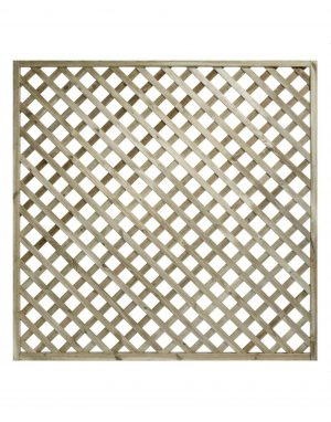 KDM Heavy Diamond Lattice/Trellis Panel