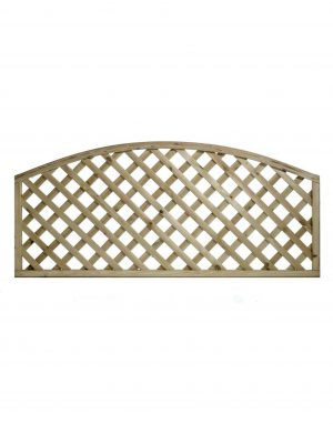 KDM Heavy Duty Convex Diamond Lattice/Trellis