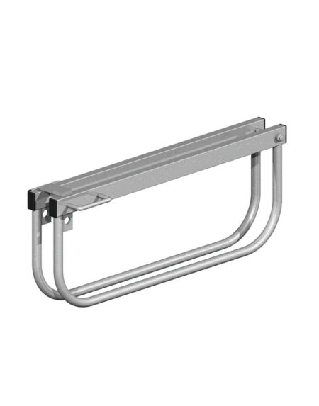 Throw Over Loop for Galvanised Double Field Gates