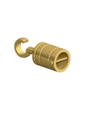 Gatemate Brass Rope Hooks