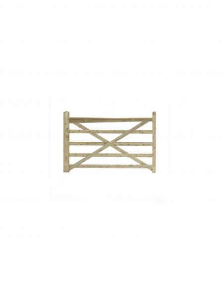 Charlton Somerfield Field Gate 6'