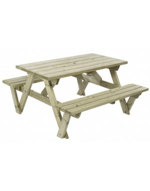 KDM Timber Picnic Bench with Seats PB180