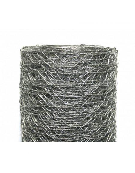 Galvanised Wire Netting (50m Rolls)