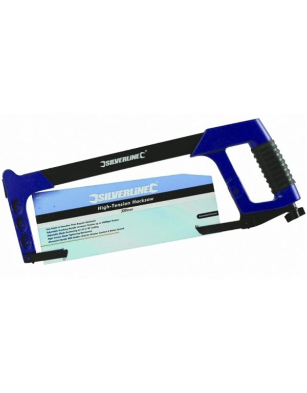 Silverline 300mm High Tension Hacksaw