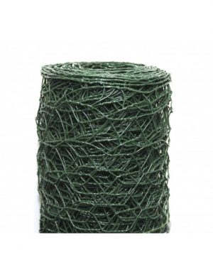 Green PVC Coated Wire Netting