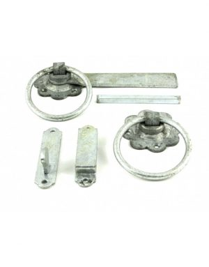 Gatemate Ring Gate Latch Galvanised