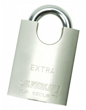 Silverline Shrouded Padlock 70mm