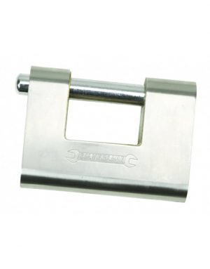 Silverline Armoured Padlock 91mm
