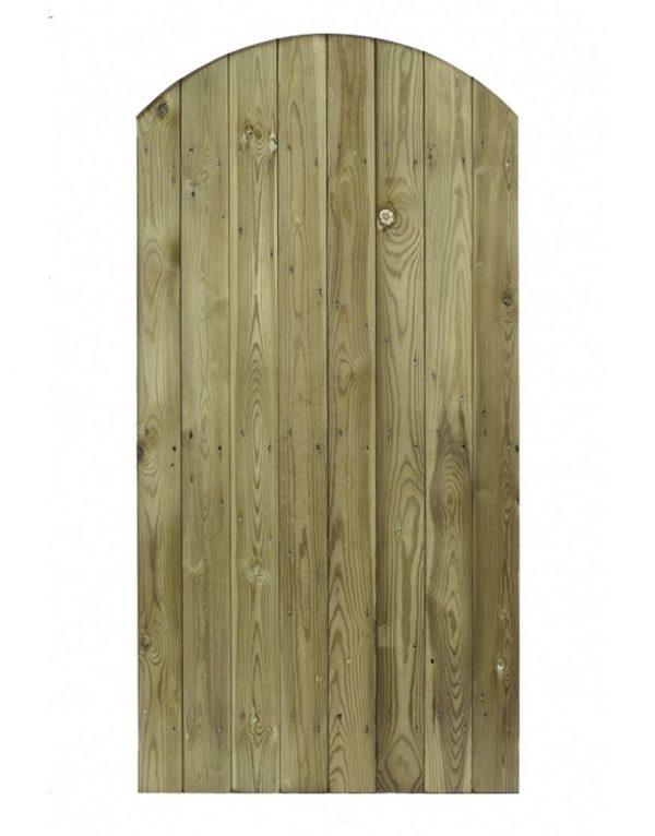 KDM Arched or Square Ledged & Braced Gate (TG180/FTG180)