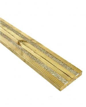 Anti-Slip Decking Board 145mm x 28mm