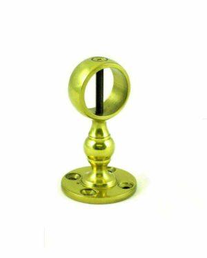 Gatemate Brass Rope Handrail Bracket