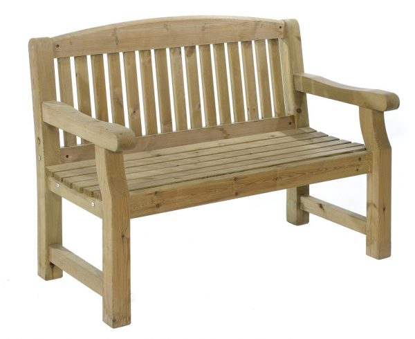KDM Traditional Garden Bench (B120/B150/B180)
