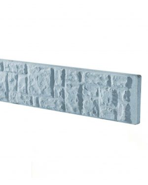 Concrete Rock Face Gravel Boards
