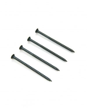 Estates Green Decking Screws
