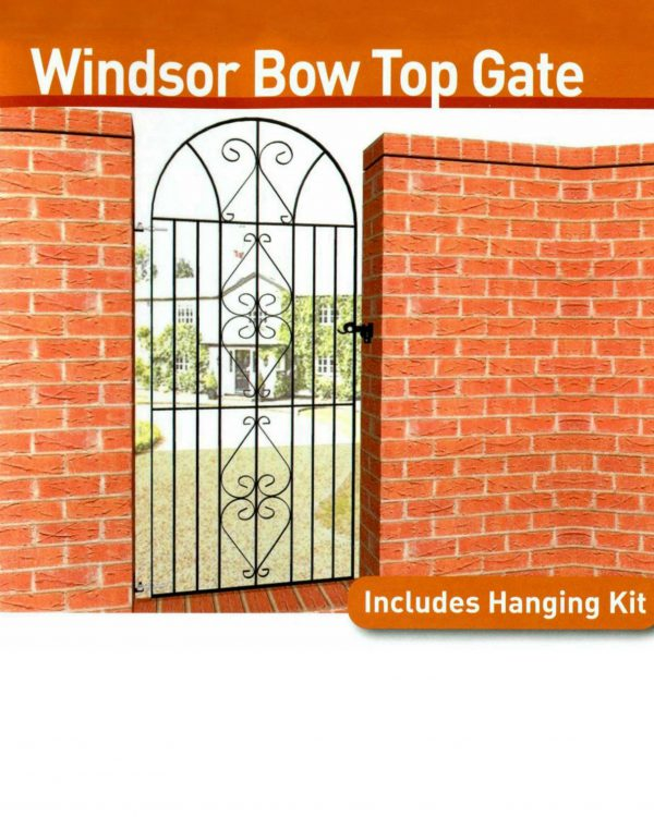 Windsor Bow Top Gate