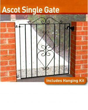 Gatemate Ascot Single Gate