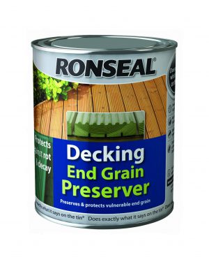 Ronseal Joist & Decking End Grain Preserver