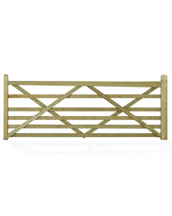 Charlton Somerfield Gates (6 Bar)