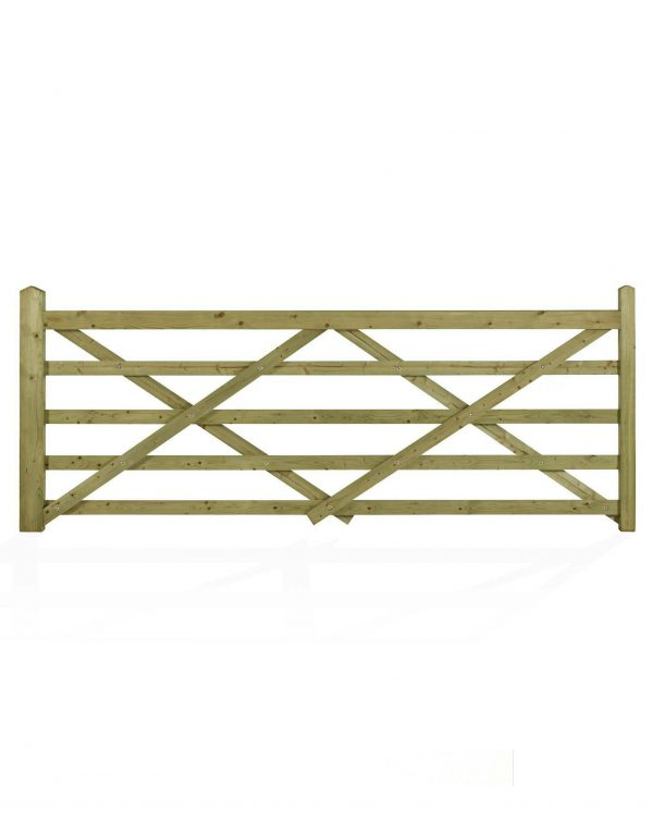 Charlton Forester Field Gate 10'