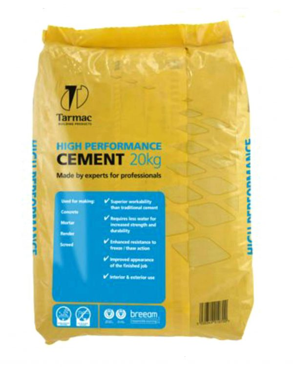 Tarmac High Performance Cement