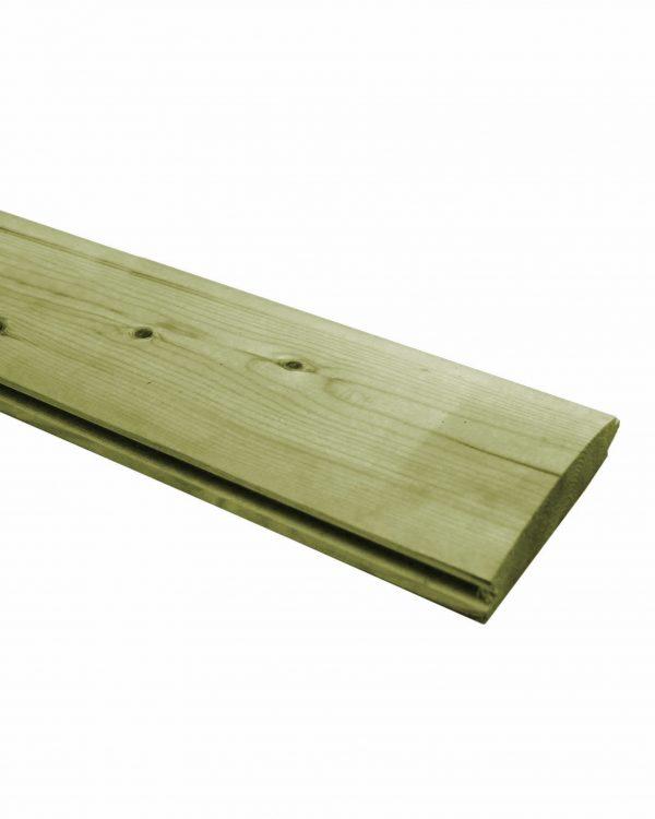 Log Lap Cladding 143mm x 33mm