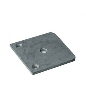 Gatemate Double Field Gate Stop Plate