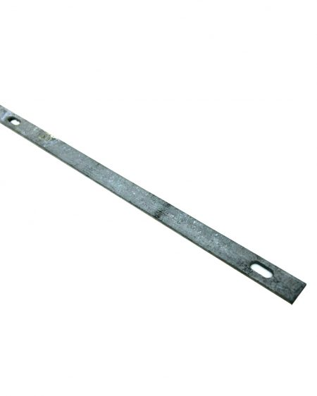 Galvanised Stretcher Bar for Chain Link Fencing