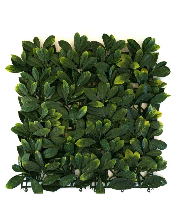 Artificial Laurel Hedge Tiles