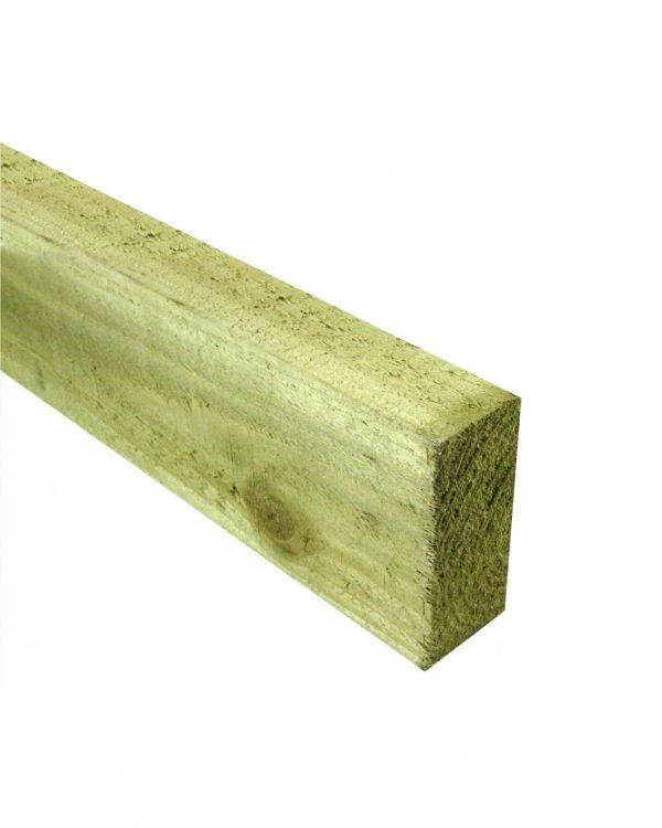 75mm x 32mm Fencing Rails
