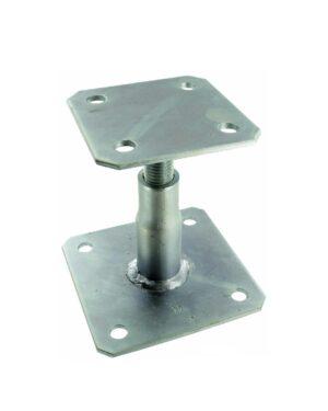 Simpson Adjustable Post Base Plate