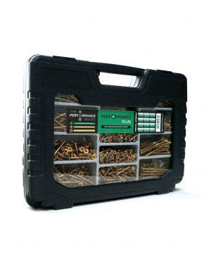 Estates Hi-Performance Wood Screws Selection Case