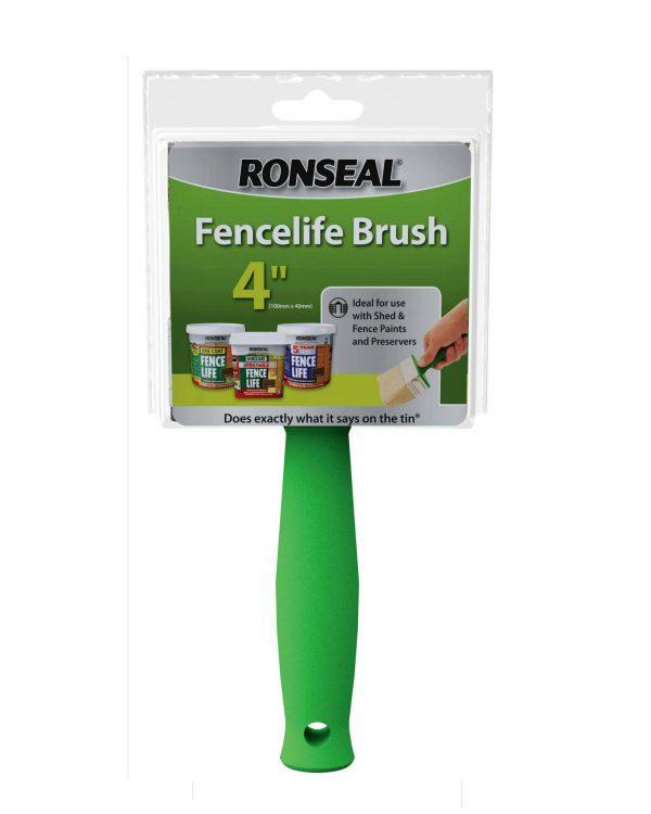Ronseal Fencelife Brush 100mm