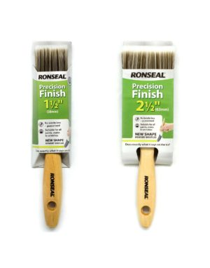 Ronseal Precision Fine Finish Paint Brush