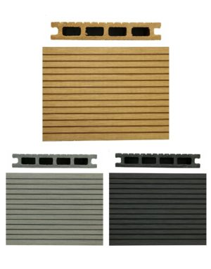 Saige Contemporary Composite Decking Board