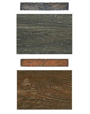 Saige Rustic Composite Decking Board