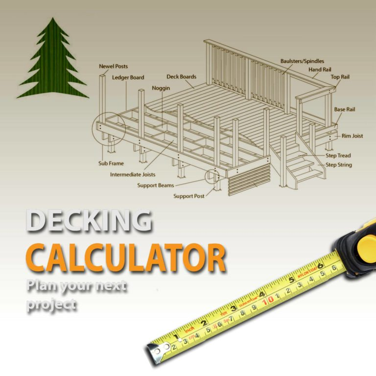 Decking Calculator