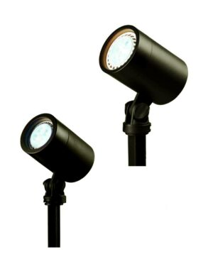 Ellumiere Stainless Steel LED Spotlights